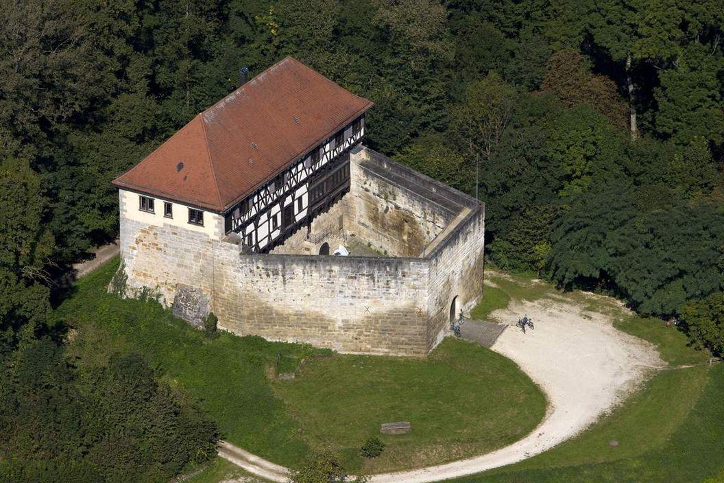 Wäscherschloss Castle