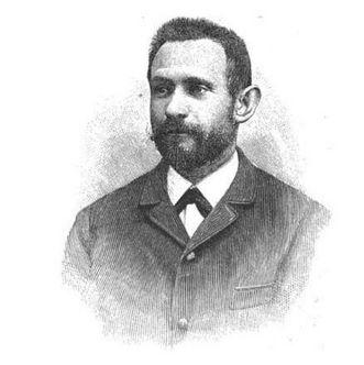 Porträt von Ludwig Palmer
