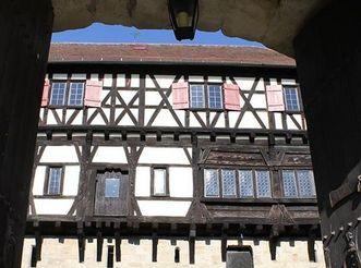 Burg Wäscherschloss; Foto: Vermögen und Bau, Amt Schwäbisch Gmünd