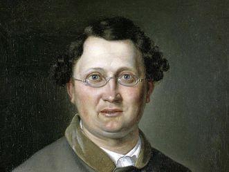 Porträt von Eduard Mörike